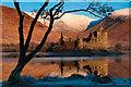 NN1327 : Kilchurn Castle by Steve Partridge