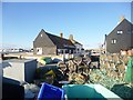 SZ1891 : Mudeford, Haven Cottages by Mike Faherty