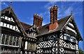 SO8698 : Wightwick Manor by Michael Garlick