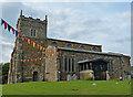 SK6405 : All Saints church in Scraptoft by Mat Fascione