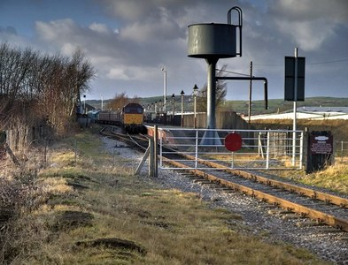 SD8610 : East Lancashire Railway, Heywood Station by David Dixon