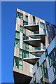 TQ3266 : New apartments at Saffron Square : Week 1