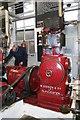 SE1835 : Bradford Industrial Museum - steam generator set. by Chris Allen
