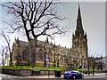 SD5429 : The Church of St John the Divine, Preston by David Dixon