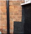 SP1289 : OS benchmark - Hodgehill, 93 Twycross Grove by Richard Law