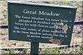 TQ1478 : Great Meadow, Osterley Park, Isleworth by Christine Matthews