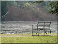 TQ1478 : A Place to Rest, by the Lake, Osterley Park, Isleworth by Christine Matthews