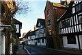 TQ1711 : Church Street, Steyning by Christopher Hilton