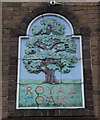 SK4360 : The Royal Oak, Tibshelf by Ian S