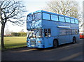 ST6658 : Big Blue Bus by Neil Owen