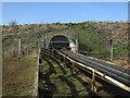 TL3672 : Conveyor belt tunnel by Hugh Venables