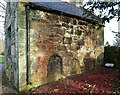 NT3874 : Prestongrange Church Graveyard by Mary and Angus Hogg