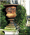 TG1602 : Ketteringham Hall (garden detail) by Evelyn Simak