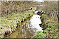 J3673 : Knock River works, Belfast - February 2015(2) by Albert Bridge