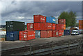 ST5670 : Container depot, Bedminster by JThomas