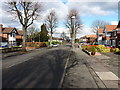 SP1288 : Brockhurst Road, Hodgehill by Richard Law