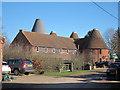 TQ7048 : Moastly Oast, Mill Lane, Yalding by Oast House Archive