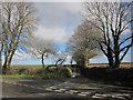 SX3374 : Lane from the B3257 by Derek Harper