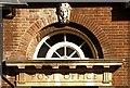 SU7173 : Detail, former post office, Reading by Julian Osley