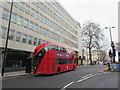 TQ2882 : Boris Bus on Great Portland Street by David Anstiss