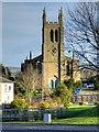 SD8332 : Church of the Holy Trinity (Trinity Towers) by David Dixon