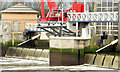J3474 : New Lagan weir footbridge, Belfast - March 2015(11) by Albert Bridge