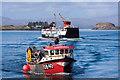 NM8529 : Natalie Rose II in Oban Bay : Week 10