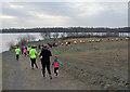 SJ6399 : Pennington Flash Parkrun : Week 11