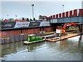 SJ8096 : Bridge Repairs at Old Trafford by David Dixon