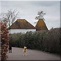 TQ8243 : The Oast House, Water Lane Farm, Water Lane, Headcorn, Kent by Oast House Archive