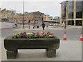 SE1633 : Metropolitan drinking trough in Bradford by Stephen Craven
