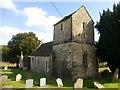 ST7469 : St Mary Magdalene's Church by Rude Health