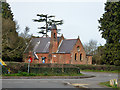SU9097 : Christ Church, Holmer Green by Robin Webster