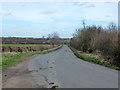 SP7806 : Lane leaving Owlswick by Robin Webster