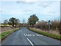 SP7807 : Road towards Ford by Robin Webster