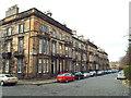 NT2474 : Buckingham Terrace, Edinburgh by Malc McDonald