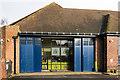 TQ2549 : Former Reigate bus garage by Ian Capper