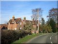 SP6214 : Manor Farmhouse, Boarstall by Des Blenkinsopp