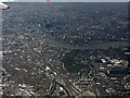 TQ3578 : Rotherhithe from the air by Thomas Nugent