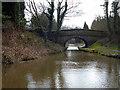 SJ9280 : Macclesfield Canal:  Hibberts Brow Bridge No 21 by Dr Neil Clifton