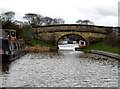 SJ8458 : Macclesfield Canal:  Rowndes No 2 Bridge No 86 by Dr Neil Clifton