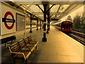 TQ0996 : Watford Underground Station : Week 14