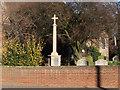 TM2737 : War Memorial at Trimley St. Martin by Adrian S Pye