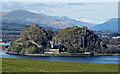 NS4074 : Dumbarton Rock by Thomas Nugent