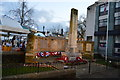 TQ1730 : Horsham War Memorial by N Chadwick