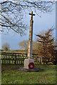 TG1106 : War Memorial, Wramplingham by N Chadwick