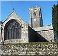 SW9859 : St Gomonda's Church - Roche by Anthony Parkes