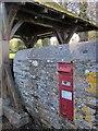 SX3379 : Postbox, Lezant by Derek Harper