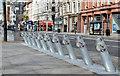 J3374 : Belfast Bikes, Donegall Square North - April 2015(2) by Albert Bridge