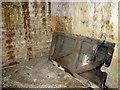 TF7834 : WW2 Battle Headquarters (BHQ) - interior by Evelyn Simak